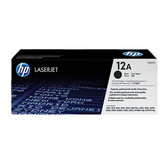 HP Q2612A 原廠黑色碳粉匣