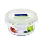 大廚師百貨-Glass Lock強化玻璃保鮮盒400ml圓型密封盒RP525便當盒副食品保存盒