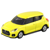 TOMICA  鈴木 SUZUKI Swift Sport  TM109A5 2018NEW多美小汽車