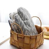 棉麻加厚隔熱手套微波爐耐熱 高溫烘焙烤箱專用手套單只裝【店內再反618好康兩天】