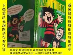 二手書博民逛書店Really罕見Rotten Jokes: 真是爛笑話Y200392
