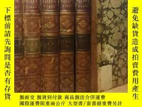 二手書博民逛書店1823年罕見THE WORKS OF WILLIAM PALE