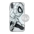 IDEA iPhoneXR鋼鐵人透明TPU手機保護套 軟殼 全包邊 蜘蛛人 復仇者聯盟 黑武士 星際大戰 xr