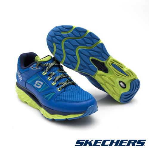 SKECHERS (男) 跑步系列 SRR PRO RESISTANCE - 999738BLLM