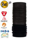 【BUFF 西班牙 Polar 保暖頭巾 Plus 灰色迴路】120905/圍脖/帽子/口罩/圍巾/快乾透氣