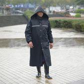 成人雨衣徒步單人男女長款防水套裝雨披加大加厚戶外連體 夏洛特