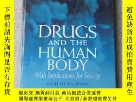 二手書博民逛書店Drugs罕見and the Human Body (8th E