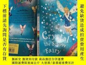 二手書博民逛書店cry罕見stal the snow fairy 叫斯達爾雪仙子.Y200392