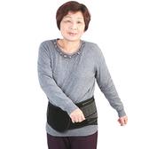 【源之氣】軀幹裝具(未滅菌)竹炭護腰 RM-10208 (銀髮族推薦)