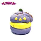 紫色款【日本進口】萬聖節系列 泡芙 捏捏吊飾 吊飾 捏捏樂 軟軟 squishy SAMMY - 622211