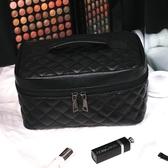 化妝包多功能韓國新款化妝包ins 風超火大容量網紅同款收納包旅行化妝袋麥吉良品
