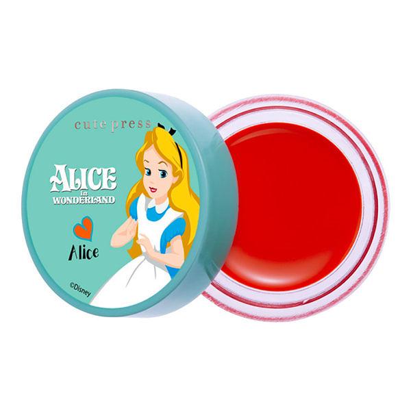 cute press 愛麗絲夢遊仙境 護唇膏 愛麗絲 (橘色) - 無盒裝