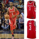 Nike 球衣 NBA Swingman Jersey Dri-Fit 休士頓 火箭隊 Chris Paul 紅 銀 客場 【PUMP306】 864477-661