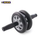 ALEX 雙輪式滾輪輪直徑14cm (健腹輪 健美輪 健身 肌肉訓練≡體院≡ B-21