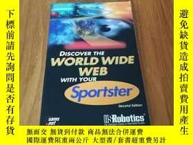 二手書博民逛書店DISCOVER罕見THE WORLD WIDE WEB WIT