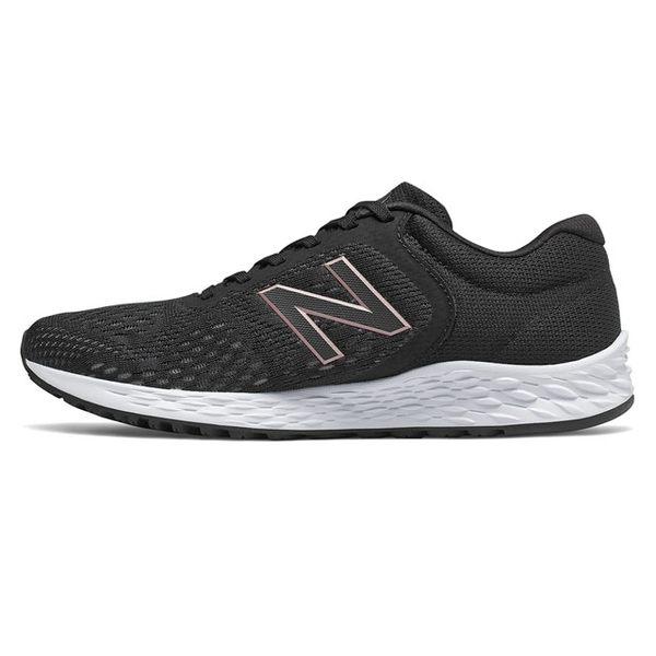 【New Balance】緩震跑鞋_WARISLW2_女性_黑色