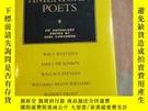 二手書博民逛書店罕見六位美國詩人Y430133