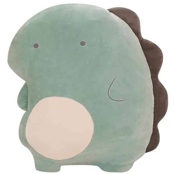 兩用軟抱恐龍玩偶可愛毛絨玩具小公仔娃娃【倪醬小鋪】