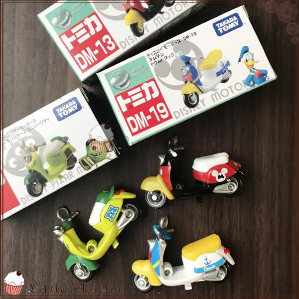 TOMICA 多美小汽車 迪士尼 摩托車系列 DISNEY 迪士尼 米奇/唐老鴨/大眼仔 日本進口