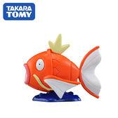 【日本正版】鯉魚王 寶可夢 造型公仔 Magikaro MONCOLLE-EX 神奇寶貝 TAKARA TOMY - 113690