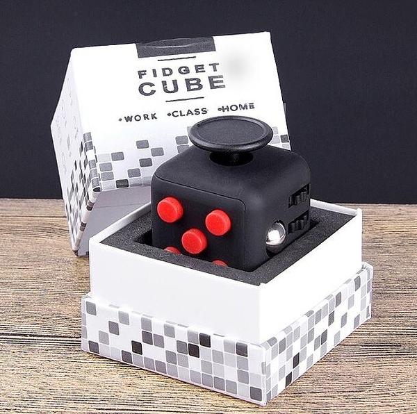 魔方 Fidget Cube減壓骰子魔方 抗煩躁焦慮發泄無聊多動癥玩具解壓神器【限時八五鉅惠】