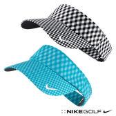 Nike 格紋可調式運動遮陽帽 黑/藍 2色 639630
