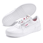 【折後$3180再送贈品】PUMA X Hello Kitty 白 休閒鞋 增高 厚底 白紅 37232801