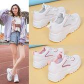 韓版時尚慢跑鞋百搭ulzzang透氣學生跑步鞋女鞋