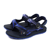 G.P (GOLD PIGEON) 阿亮代言 涼鞋 雨天 深藍色 男鞋 G0790M-20 no237