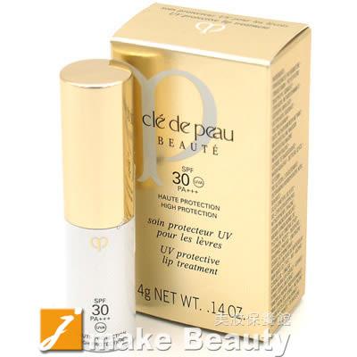 cle de peau BEAUTE肌膚之鑰 無齡光采防曬護唇膏SPF30PA+++(4g)《jmake Beauty 就愛水》