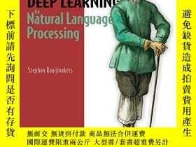 二手書博民逛書店Deep罕見Learning For Natural Language ProcessingY256260 S