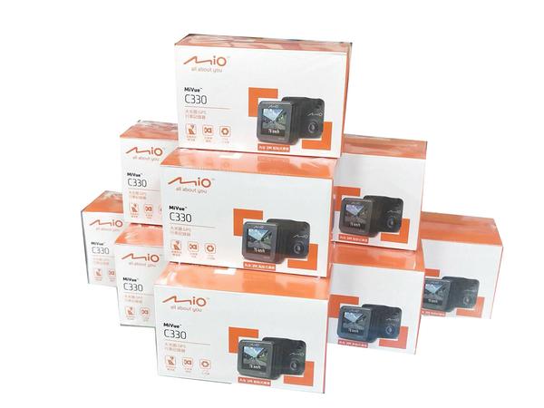 MIO MIVUE C330 【送64G+原廠後視鏡支架】測速提示 行車記錄器