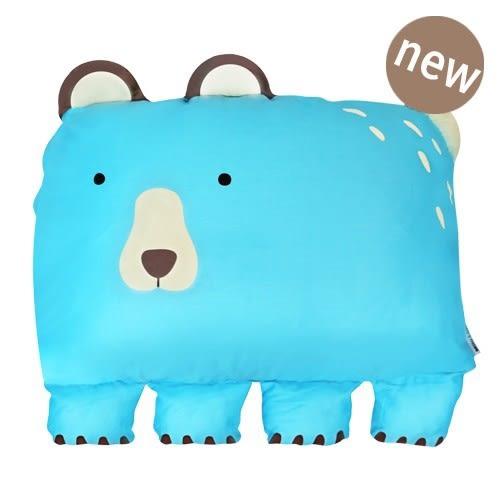 Milo & Gabby 動物好朋友-大枕頭套(PEYTON北極熊)[衛立兒生活館]