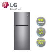 LG | 393L 上下門 直驅變頻冰箱 星辰銀 GN-BL418SV