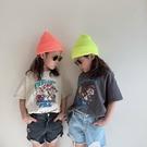 可愛奇奇蒂蒂郊遊趣短T 春夏童裝 男童棉T 男童上衣 男童短袖 男童T恤
