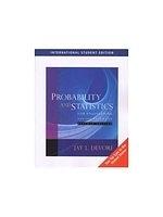 二手書博民逛書店《Probability and Statistics for Engineering and Science(七版)》 R2Y ISBN:049538223X