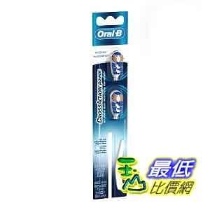 [美國直購 ShopUSA] Oral-B 3D White Action Replacement Toothbrush Heads, 2-Count $1256