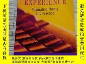 二手書博民逛書店The罕見Virtual Reference Experience: Integrating Theory int