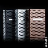 磁石翻蓋鏤空20只裝菸盒香菸盒子