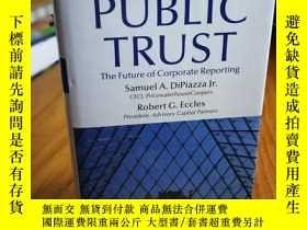 二手書博民逛書店The罕見Building Public TrustY12800 Jr. Samuel A. DiPiazza