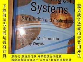 二手書博民逛書店Multi-Agent罕見Systems 英文原版精裝Y2665