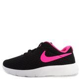 Nike Tanjun PS [818385-061] 中童鞋 運動 休閒 洗鍊 單純 舒適 黑 桃紅
