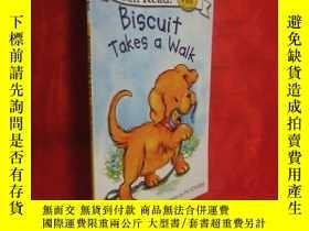 二手書博民逛書店Biscuit罕見Takes a Walk (小16開) 【詳見圖】Y5460 Alyssa Satin Ca