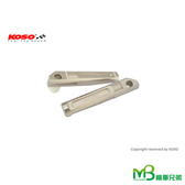 機車兄弟【KOSO CNC腳踏桿 】奔騰SR125/GP125/JR100/R1Z-125