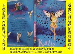 二手書博民逛書店rainbow罕見magic katie the kitten fairy 彩虹魔術小貓仙女凱蒂.., Y20