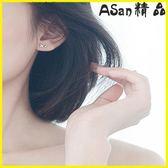 耳環-耳釘星星純銀耳環韓國簡約氣質個性迷你耳飾品-艾尚精品 艾尚精品