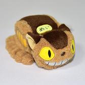 TOTORO 龍貓公車 手玉小偶 日本正版 宮崎駿 長約16cm