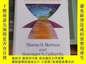 二手書博民逛書店Learning罕見in Adulthood: A Comprehensive GuideY428653 Sh