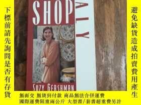 二手書博民逛書店Frommer s罕見Born to Shop ItalyY12