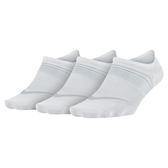 Nike Lightweight 白色 Quarter 訓練短襪 黑 基本款 三包裝短襪 襪子 SX5277100